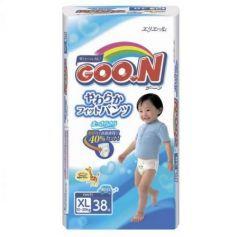 Трусики для мальчиков Goon Big (12-20 кг) 38 шт.