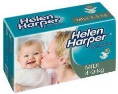 Подгузники Helen Harper Air comfort midi (4-9 кг) 30 шт.