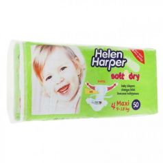 Подгузники Helen Harper Soft Dry maxi (9-18 кг) 50 шт.