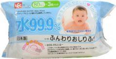 Салфетки влажные Iplus 4560319-041621 80 шт детские