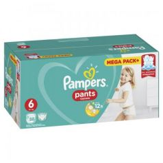 Трусики Pampers Pants 6 (15+ кг) 88 шт