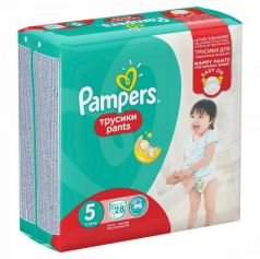 Трусики Pampers Pants (11-18 кг) 14 шт