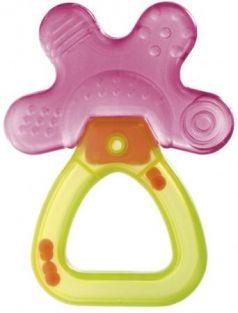 Погремушка-прорезыватель Canpol Цветок с рождения разноцветный 74/002