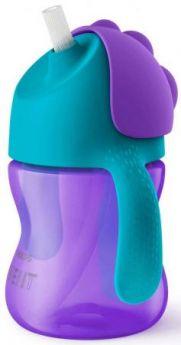 Контейнер Avent Чашка-поильник 1 шт от 9 месяцев фиолетовый SCF796/02