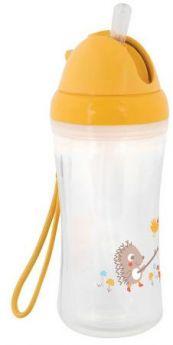 Поильник-чашка универсальная Bebe Confort 260 мл, 15+ мес., цвет желтый