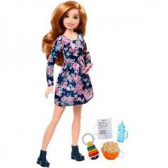 "Кукла Barbie (Mattel) ""Няни"" FHY90"
