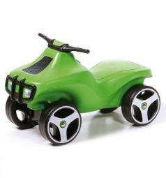 Каталка-машинка Brumee Crazee пластик от 1 года на колесах зеленый BCRAZ-361C Green
