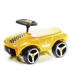 Каталка-машинка Brumee Driftee пластик от 1 года на колесах желтый BDRIF-Y200 Yellow