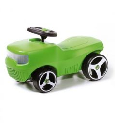 Каталка-машинка Brumee Farmee пластик от 1 года на колесах зеленый BTFARM-361C Green