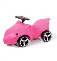 Каталка-машинка Brumee Nutee пластик от 1 года на колесах розовый BNUT-205C Pink