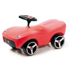 Каталка-машинка Brumee Sportee пластик от 1 года на колесах красный BSPORT-1788C Red