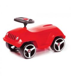 Каталка-машинка Brumee Wildee пластик от 1 года на колесах красный BWILD-1788C Red