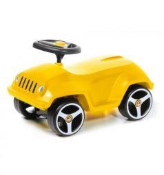 Каталка-машинка Brumee Wildee пластик от 1 года на колесах желтый BWILD-Y200 Yellow