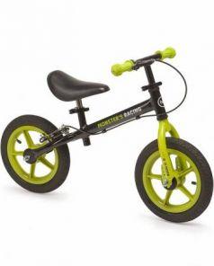 "Беговел двухколёсный Happy baby ""U-RUN"" green зеленый"