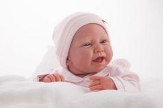 8118 Кукла Реборн младенец Лика, 40см