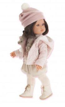2805P Кукла Белла зимний наряд, 45 см