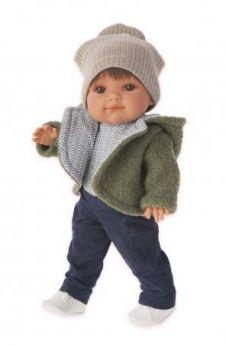 2265B Кукла Рафаэль, 38см