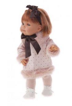 2268P Кукла Констанция, 38см