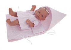 4072P Кукла-младенец Алисия, 26 см