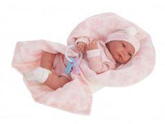 3376P Кукла Антония в розовом, 40см