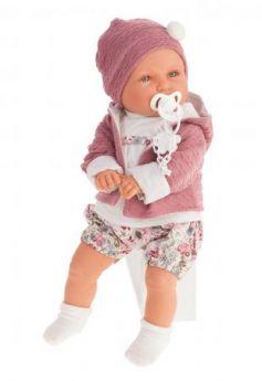 Кукла Март разное 1905P 55 см плачущая 1905P