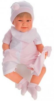 2001P Кукла Мартина в розовом, озвуч., 52 см
