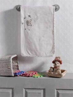 """Плед флисовый """"Cute Bear"""", 100% полиэстер, размер 80*120 см"""