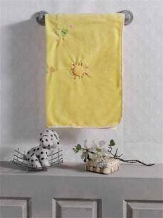 """Плед флисовый """"Sunny Day"""", 100% полиэстер, размер 80*120 см"""
