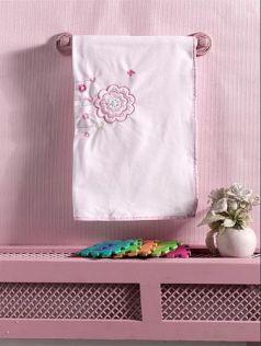 """Плед флисовый """"Sweet Flowers"""", 100% полиэстер, размер 80*120 см"""