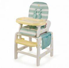 Стульчик-парта Happy Baby Oliver (aqua)