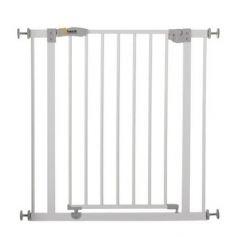 Ворота безопасности Hauck Close N Stope + 21см (white)