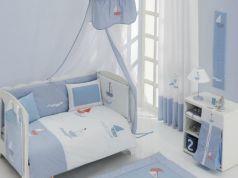 Балдахин серии Blue 150*450 см