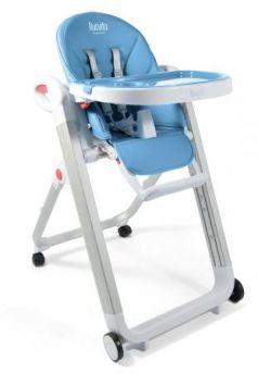 Стульчик для кормления Nuovita Futuro Senso Bianco (blu)