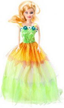 Кукла в бальном платье 30 см, в ассорт.
