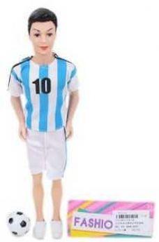 Кукла-футболист 29 см, 1 аксесс.