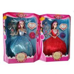 Кукла Принцесса Яна 29 см, шарнирн., аксесс. 4 предм., в ассорт.
