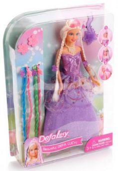 Кукла DEFA LUCY 8182-DEFA 32 см в ассортименте