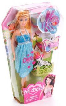 Кукла DEFA LUCY 8073 33 см в ассортименте