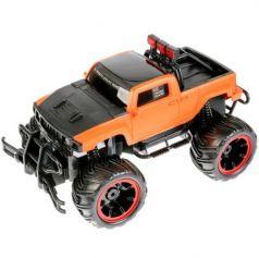 Машинка на радиоуправлении TONGDE Гонка чемпионов оранжевый от 6 лет пластик, металл T75-D3162