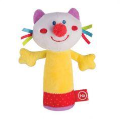 Погремушка HAPPY BABY 330358 CHEEPY KITTY