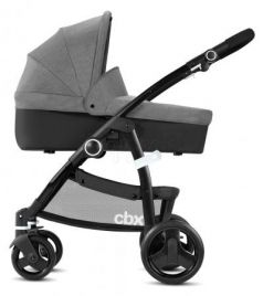 Коляска 2-в-1 CBX by Cybex Leotie Pure (smoky anthracite)