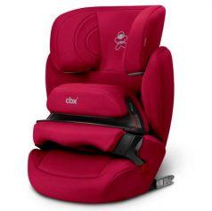 Автокресло CBX by Cybex Aura-Fix (crunchy red)