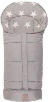 Конверт флисовый Kaiser Jooy Star Print (light grey)