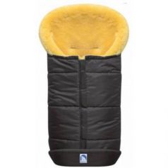 Конверт из овчины Heitmann Felle 975 Premium Lambskin Cosy Toes (серый меланж)