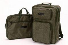 SOLARIS 5517 Рюкзак универсальный 18 л, с чехлом для ноутбука, Серый Хаки (хамелеон)