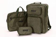 SOLARIS 5520 Рюкзак универсальный 18 л, с чехлом для ноутбука и органайзером, Серый Хаки (хамелеон)