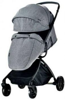 Прогулочная коляска Everflo Easy Guard (gray)