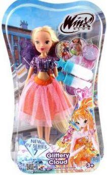 Кукла Winx Club Мерцающее облако, Стелла