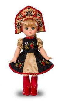 Кукла ВЕСНА Эля Хохломская красавица 30.5 см