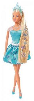 Кукла STEFFI 5737106 с наклейками для волос